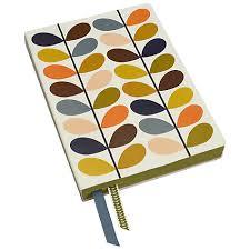Orla Kiely Multi Stem Duvet Cover Buy Orla Kiely A5 Multi Stem Notebook John Lewis