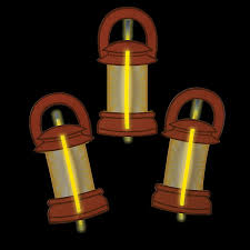 Camping Decorations The Highest Power Lanterns With Glow Stick Orientaltrading Com