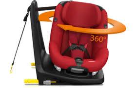 si ge auto pivotant b b confort axiss reportage bébé confort milofix sécurange le