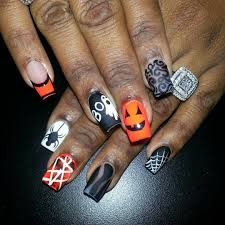 halloween nails halloween nail art nail designs nail art nails
