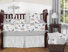 safari boys nursery bedding sets ebay