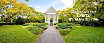 World Botanical Gardens If Only Singaporeans Stopped To Think Singapore Botanic Gardens