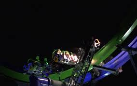 Six Flags Hours Of Operation Nj Passengers Get Stuck On The Joker At Six Flags Fort Worth Star