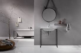 Traditional Bathtub Traditional Contemporary Bathrooms Design With Grey Wall Colour