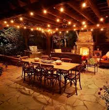 lighting string bulbs outdoor lighting patio lights string