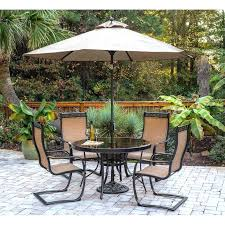 patio table with umbrella hole outdoor dining table with umbrella cheap patio sets with umbrella