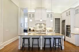 Kitchen Design Traditional White Cabinet Kitchen Design Of Goodly Pictures Of Kitchens