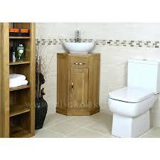 Oak Bathroom Vanity Unit Unbelievable Oak Bathroom Vanity Units Small Compact Oak Bathroom