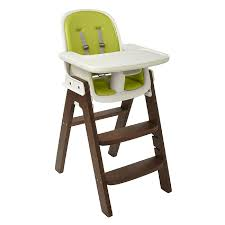 Feeding Chair For Baby India Sprout High Chair Green Walnut Oxo