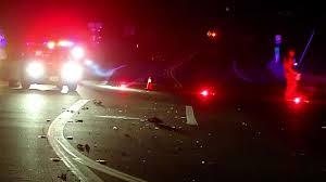 Sigalert San Diego Map by Motorcyclist Pedestrian Killed In Crash Id U0027d Nbc 7 San Diego