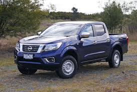 nissan blue truck 2015 nissan np300 navara rx review a 4x4 with the right kind of