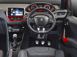 peugeot south africa news peugeot 208 gti hits sa roads and showrooms
