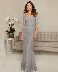 silver dresses for wedding silver of the dresses with sleeves mermaid