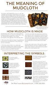 the meaning of mudcloth and mudcloth fashions africa imports