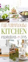434 best fall ideas images on pinterest 10 fall farmhouse kitchen inspirations and diys