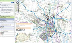 Yorkshire Map Mapping News By Mapperz