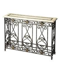 Wrought Iron Sofa Tables by 90 Best Iron Console Table Images On Pinterest Console Tables