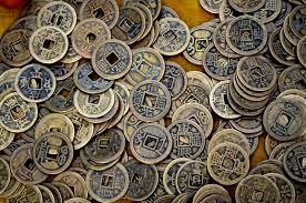 new year coin lucky coin hunt more new year new year