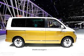 volkswagen special editions vw multivan 70 years of the bulli special edition is the coolest