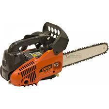 castor chainsaw to prune light tr270 cc 25