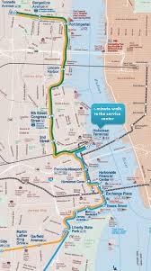 hudson bergen light rail map about us hoboken hours location