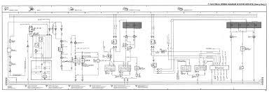 toyota land cruiser 1990 1998 electrical wiring diagram