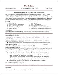 sample resume gallery your career forward