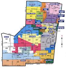 Map Of North Florida Counties Gis Map Gallery List Of Communities In Miamidade County Florida