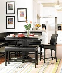 wrap around bench dining table surprising dining room theme including dining room table sets with