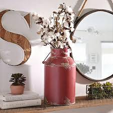 Galvanised Vases The 25 Best Metal Vase Ideas On Pinterest Traditional Vases