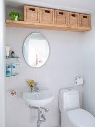 Small Bathroom Storage Ideas Bathroom Hanging Basket Racks For Small Bathroom 35 Smart Diy