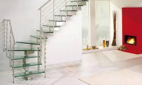 Glass Stairs Design Custom Staircase Design European Cabinets Design Studios