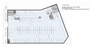 Parking Building Floor Plan Proposed Park District Plans Revealed To Public East Lansing Info