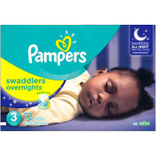 Average 3 Car Garage Size by Pampers Swaddlers Overnights Diapers Size 3 72 Diapers Walmart Com