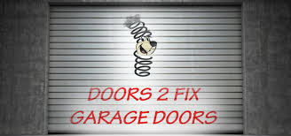 Overhead Garage Door Spring Replacement by Doors 2 Fix Garage Door Service And Repair Located In Aurora Co