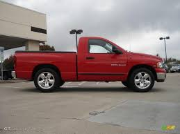 2005 dodge ram 1500 single cab 2005 dodge ram 1500 slt regular cab exterior photo