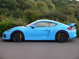 porsche cayman blue used porsche cayman gt4 3 8 gt4 2016 top 555 top555