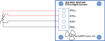 wiring for rtd configurations