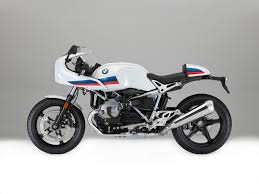 bmw motorcycle cafe racer intermot r ninet racer leads bmw u0027s retro revolution mcn