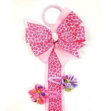 ribbon hair clip ribbon hair clip hair bow holder allydrew