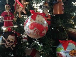buy lobster scene ball christmas tree ornament models boats xmas