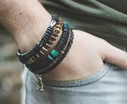 men jewelry bracelet images How to wear stacked bracelets a men 39 s style guide jpg