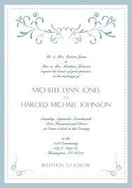 wedding invite exles exle invitations christopherbathum co
