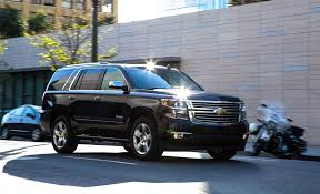 2007 Chevy Tahoe Ltz Interior 2015 Chevrolet Tahoe Ltz 4wd U2013 Review U2013 Car And Driver