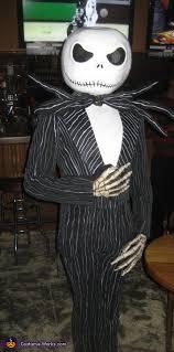 Jack Skellington Halloween Costume Diy Jack Skellington Costume