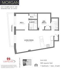 liquor store floor plans the morgan condos 2337 champlain street nw washington dc