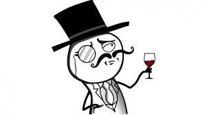 Gentleman Meme - gentleman blank template imgflip