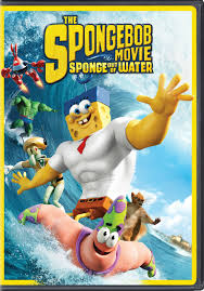 spongebob squarepants 2 sponge out of water dvd release date june