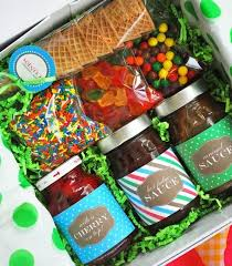 christmas gift baskets family diy christmas hers gift baskets at home with mrs m