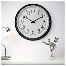 Wall Clock Bravur Wall Clock Ikea